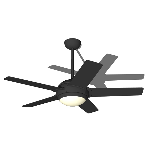 Modern Ceiling Fan 3d Model Formfonts 3d Models Amp Textures