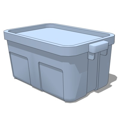 stackable toughneck storage containers