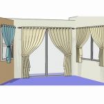 Generic curtains - full ht and half ht