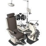 Ophthalmic stand,chair,slit lamp,keratometer,phora...