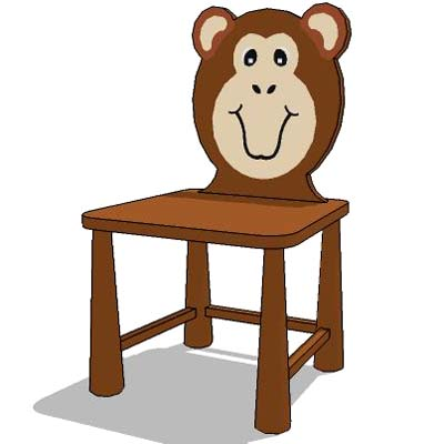 Gallery for gt cartoon chair