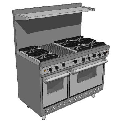 Viking Commercial Kitchen Equipment