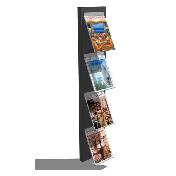 Magazine Racks 3d Model Formfonts 3d Models Amp Textures