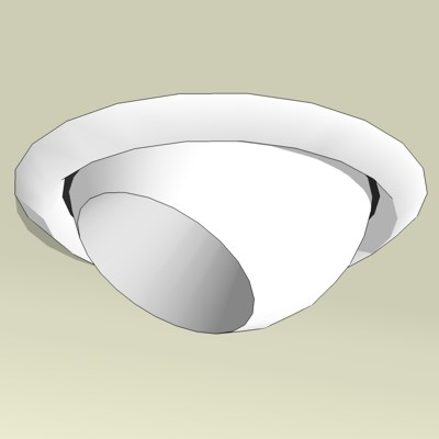 Recessed Lights 3d Model Formfonts 3d Models Amp Textures