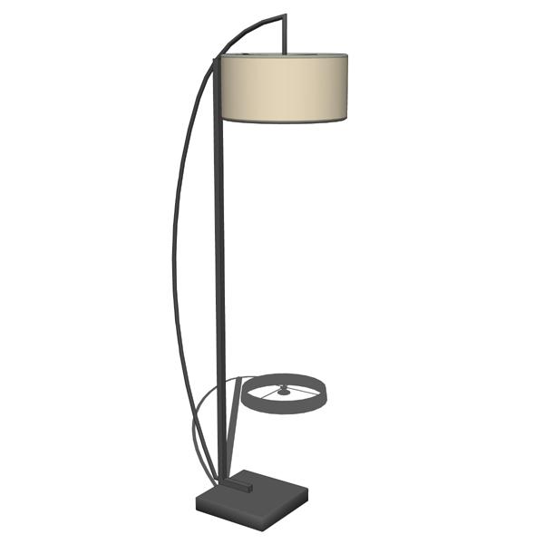 mama floor lamp 3d model formfonts 3d models textures. Black Bedroom Furniture Sets. Home Design Ideas