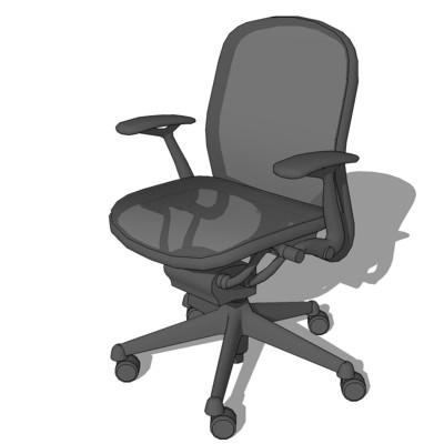 Marvelous Chadwick Ergonomic Desk Chair By Knoll.