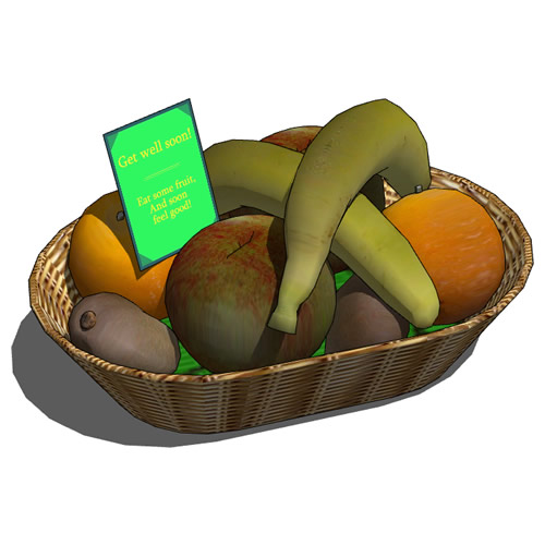 Fruit baskets small and large. For when an imagema....