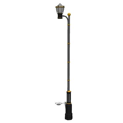 Millerbernd Lighting Poles and Lighting Structures