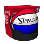 View Larger Image of Spalding basketballs