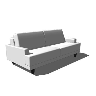 Rolf Benz Ego Sofa 3d Model Formfonts 3d Models Amp Textures
