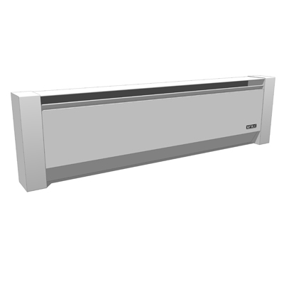 Baseboard heaters based on a SOFTHEAT baseboard he....