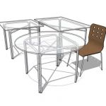 Dining set c/w table design
