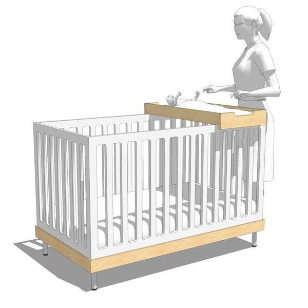 oeuf nursery set 3d model