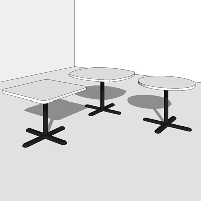 Knoll meeting and break room 