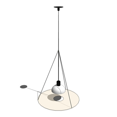 Unlike traditional suspension lamps that consist o....
