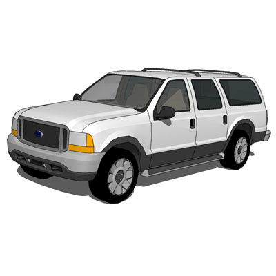 The Ford Excursion was a full-size sport utility v....