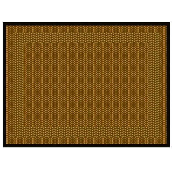 Black Graphic Woven Emerson Indoor Outdoor Area Rug: Rugs Ideas