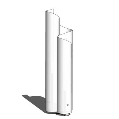 Mezzachimera Lamp 3D Model - FormFonts 3D Models & Textures