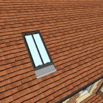 CR-3 conservation style rooflight
