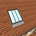 CR-13 conservation style rooflight