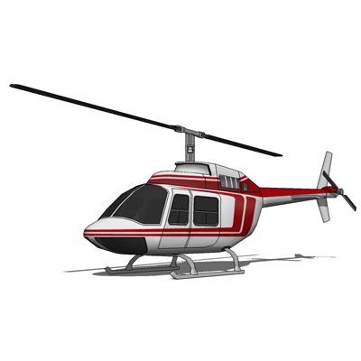 Bell 206, in four configurations..