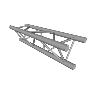 T29 triangular truss, Series 29 by Supertrusse.
