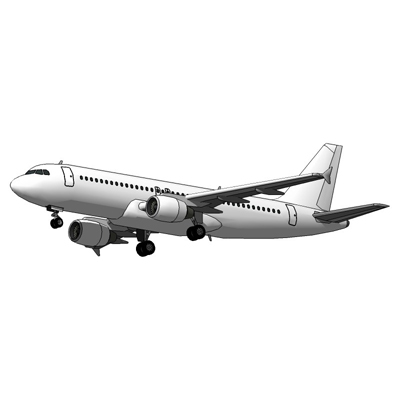The Airbus A320 is a short-to-medium range commerc....