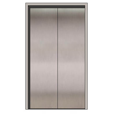 Elevator Door 46inch 3d Model Formfonts 3d Models Amp Textures