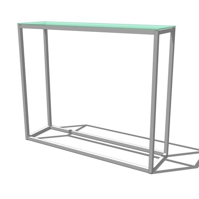 Smart glasstop tables offered by CB2 (Crate and Ba....
