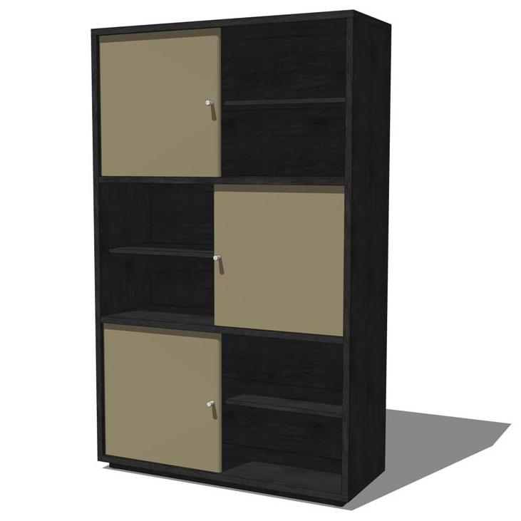 Hideout tall and low storage cabinets offered by C....