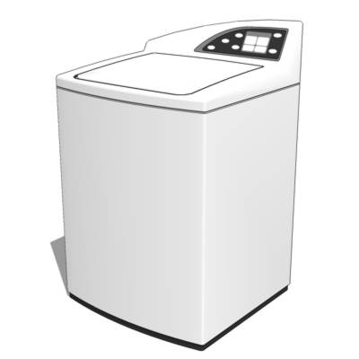 GE Monogram Harmony Domestic Top Load Washer and D....
