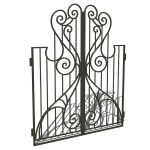 Chateau garden gate by Bago Luma available in 2 di...