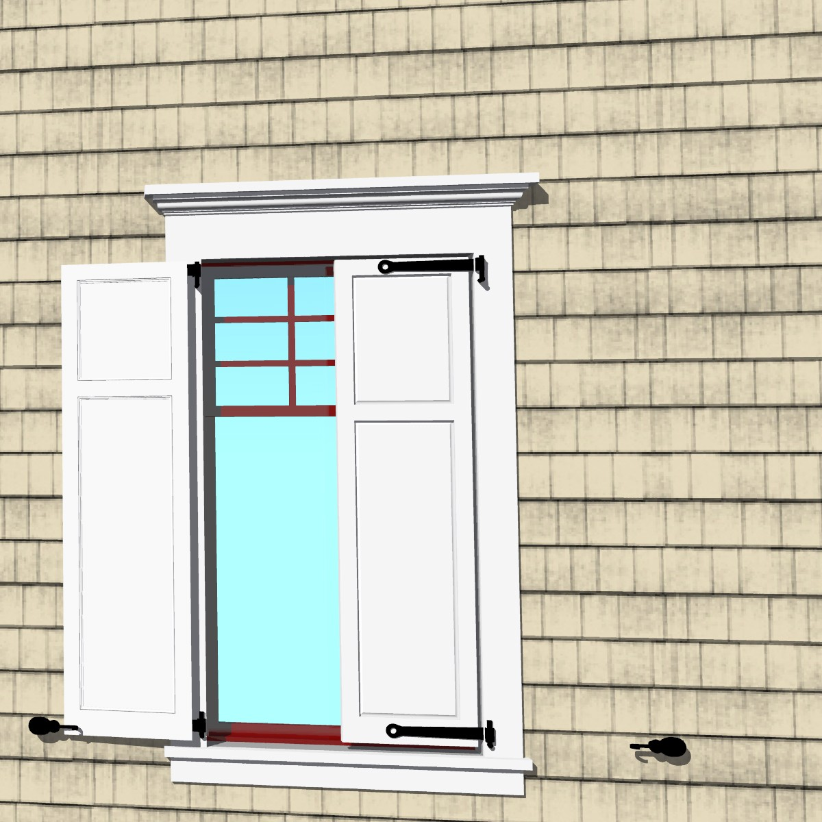 Exterior Shutters That Open And Close Mycoffeepot Org