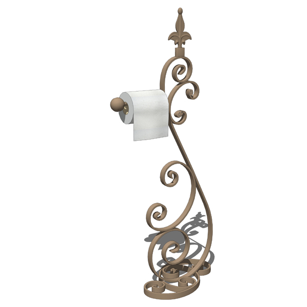 Arabesque bathroom collection includes standing to....