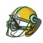 View Larger Image of Football helmet