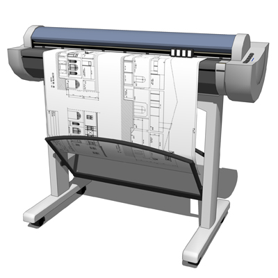 Furniture commercial furniture furniture furniture and furnishings - Encad T200 3d Model Formfonts 3d Models Amp Textures