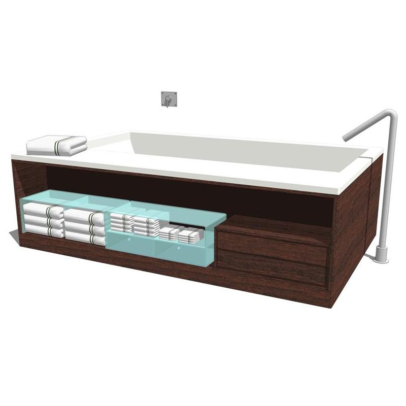 Boffi Swim Tub.