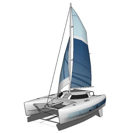 catamaran boat probo 3d model formfonts 3d models   textures palm trees clipart free palm tree clip art free