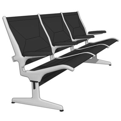 Designed by Ray and Charles Eames for the O'hare a....