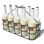 Transport favorite beverages with ease using our d...