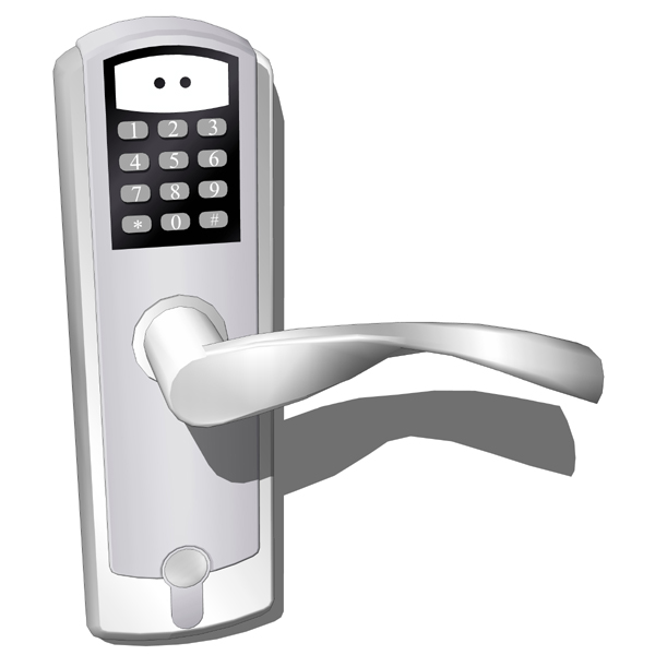 Digi Enterprise 6600-78 Keypad lock specially made....