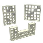 Expedit Bookcase and Room Divider by IKEA. Availab...