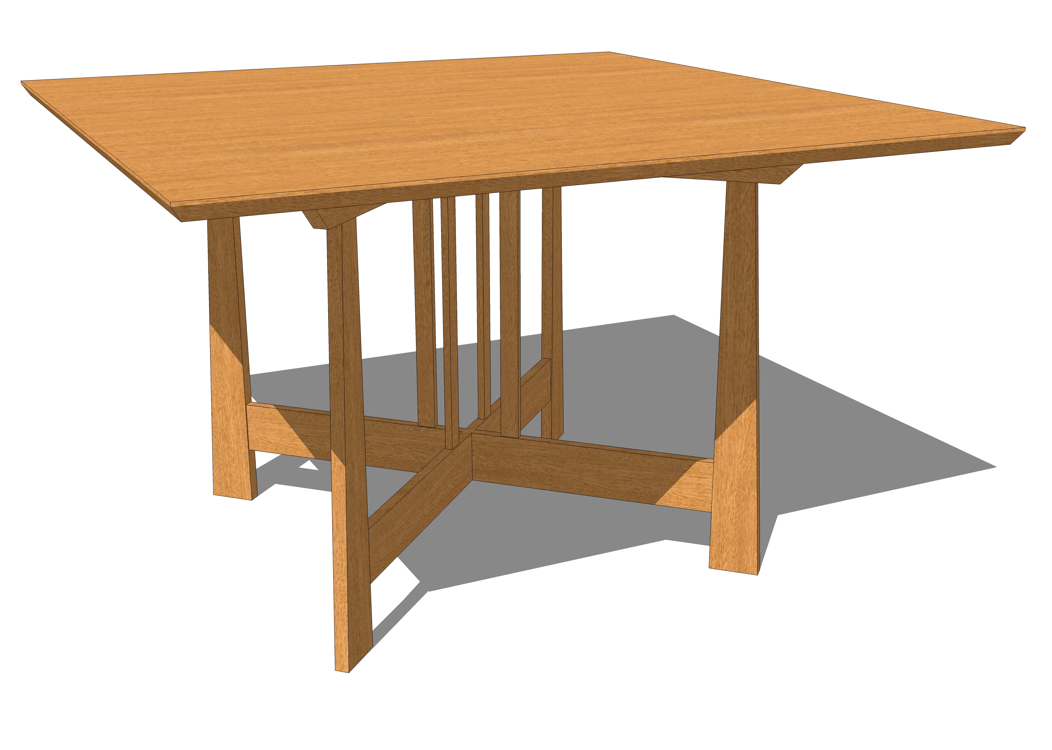 Dining Table 3d Dining Table Autocad