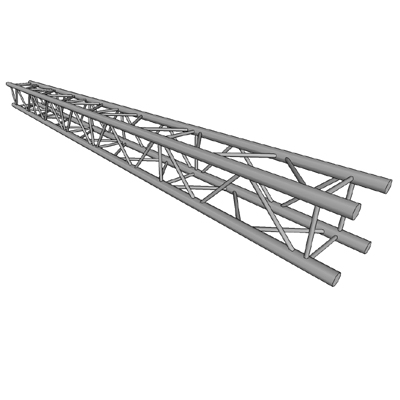 Q29 quadrilateral truss, Series 29 by Supertrusse ....