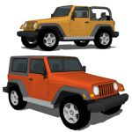The Wrangler Rubicon (named for the famed Rubicon ...