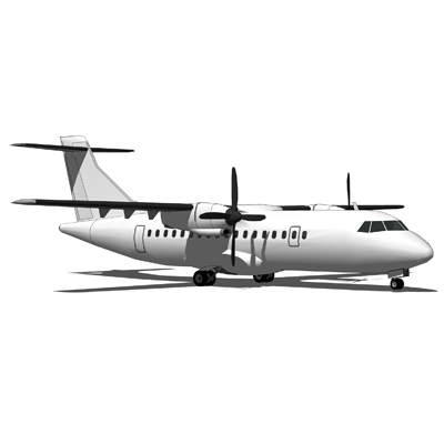 The ATR 72 is a twin-turboprop short-haul regional....