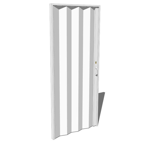 Folding Plastic Doors Interior Hospital Folding Plastic Door 3d Model Formfonts 3d Wholesaler