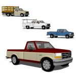 The F-Series is a series of full-size pickup truck...