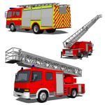 European Fire Engines, based in a Mercedes Atego c...