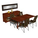 View Larger Image of FF_Model_ID8605_Taloha_dining_set_jason_chair_FMH.jpg
